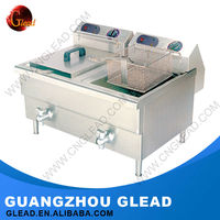 Restaurant Equipment propane deep fryer