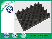 fireproof adhesive anechoic chamber acoustic foam