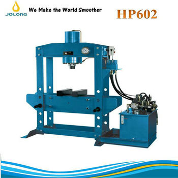 HP602 60TON AUTOMATIC HYDRAULIC PRESS