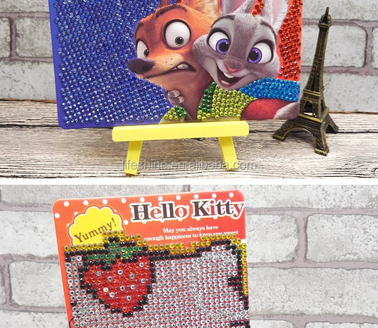 diamond painting embroidery &kids diy diamond painting&5d diamond painting kit