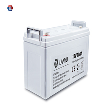 Long Life Cycle Lead Acid Battery 12V90Ah for Light