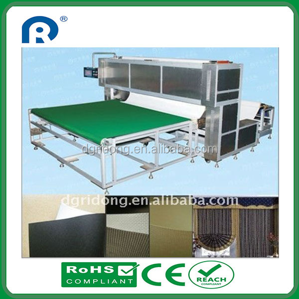 Automatic Ultrasonic Roller Blinds Fabrics Cutting Machine