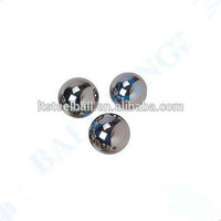 Newest promotional forged 6.35mm stainless steel ball for valve