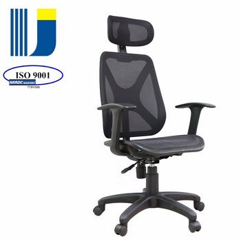 Office Furniture full mesh manager swivel chair office with headrest UK107A