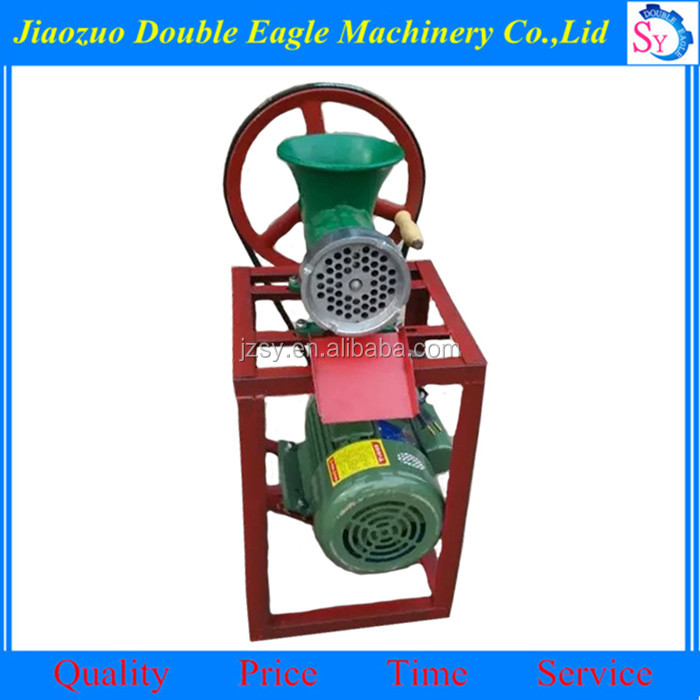 Multi-purpose industrial meat mincer/chicken fish meat mincing machine for Livestock farm