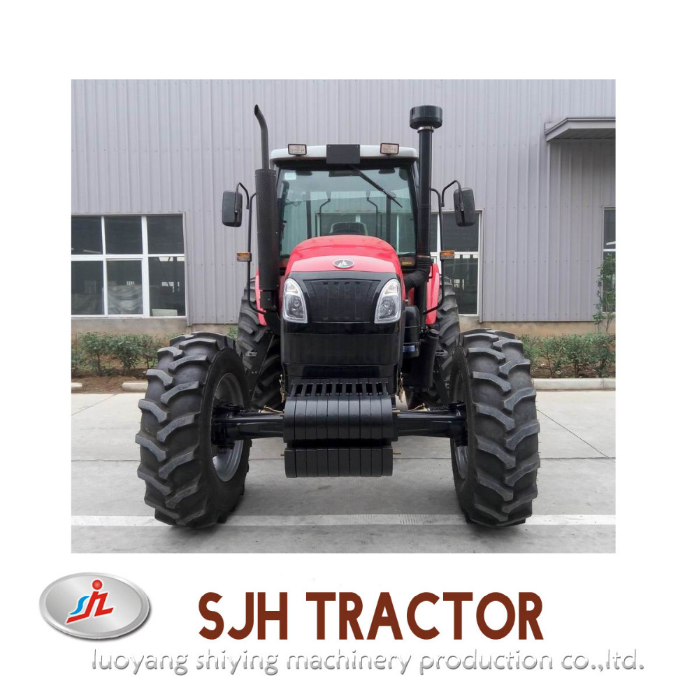 SJH 140hp 4x4 farm track tractor price