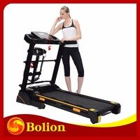 3.0 hp dc motor 450mm exercise commercial elliptical fitness equipment treadmill full body vibrator/