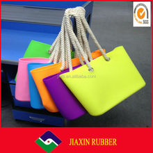 Wholesale hot new products for 2014 silicone hand bag