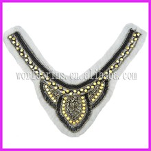 New high quality neck design for churidar/new blouse back collar pattern WTA182