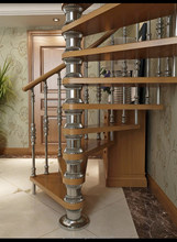 Luxury Timber Spiral Staircase Item Prima Design