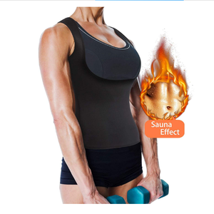 Hot Sweat Slimming Neoprene Vest Body Shaper for Women of Weight Loss