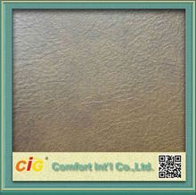 Popular Chinese Automotive PVC Car Seat Leather