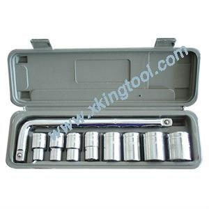1/2 Inch Drive 9pcs Socket Set