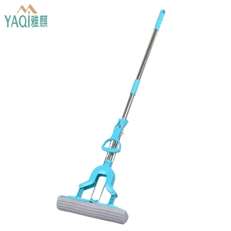 Super absorbent water household items floor cleaning pva sponge mop