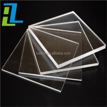 Clear flexible plexiglass 4ft x 6ft acrylic sheet for door panel
