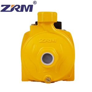 High Capacity 0.6KW 0.8HP Centrifugal Water Pump For Irrigation