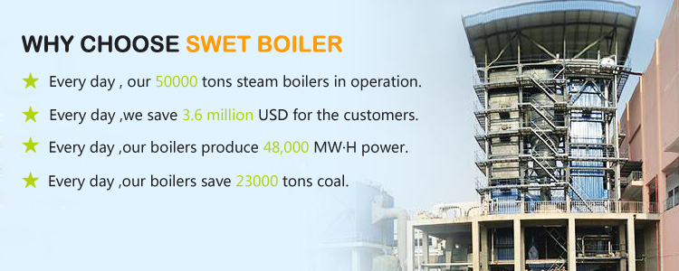 new type low pollution fully automatic control biomass steam generator