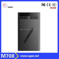 UGEE M708 drawing signature writing digital graphic tablet