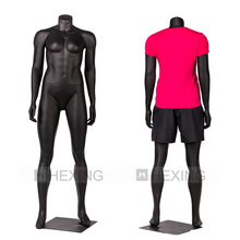 Eco-Friendly Adjustable Sports Woman Big Chest Female Mannequin