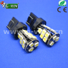 New launced Less than 1% defective 7440 5050 18smd canbus 7443 bulb socket led brake car light