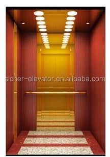 Used Good Quality Smooth-run Outdoor Passenger Elevator