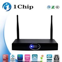 1chip 1080p arabic iptv box hd media player M12 PRO android tv box