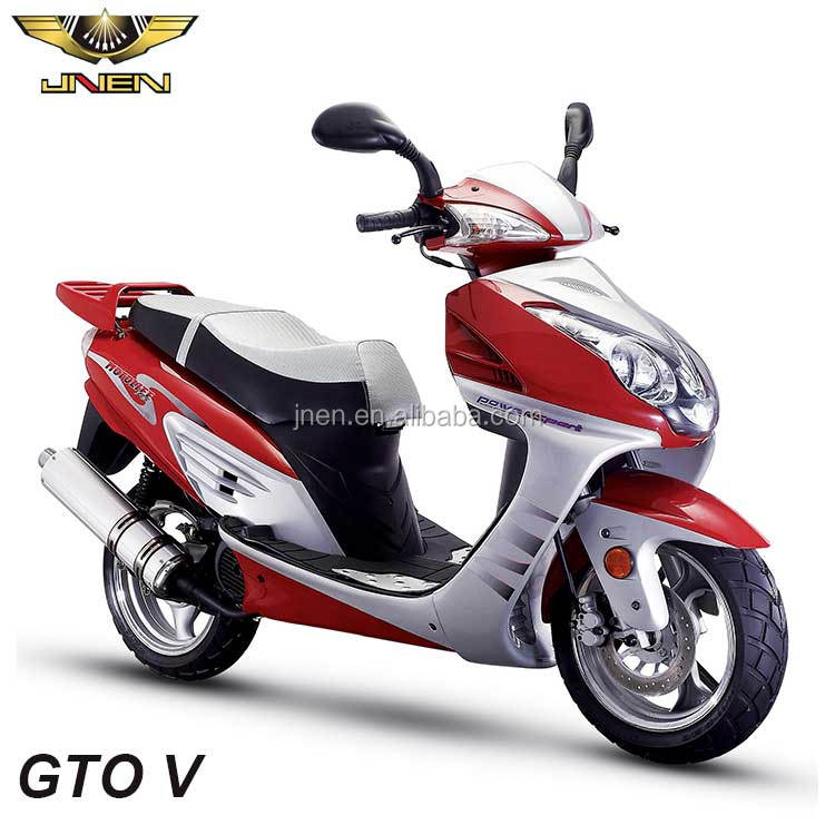 GTO V JNEN motor Patent design 2017 fashion model gasoline scooter 50CC/125CC EEC