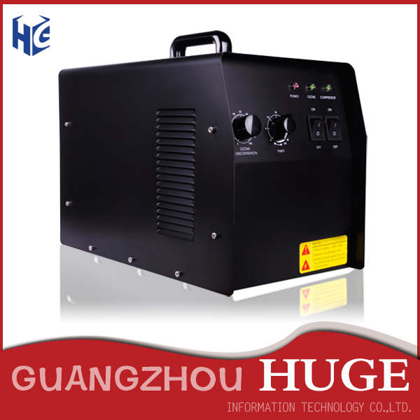 Air cooling easy to operate water treatment ozone machine