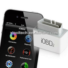 IOBDII Autologic Diagnostics Scanner Test By Iphone