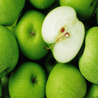 Wholesale green apples