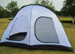 oem camping tent, family tent , 5 person tent