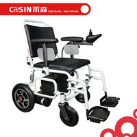 high grade big battery operated wheelchair, strong power wheelchair