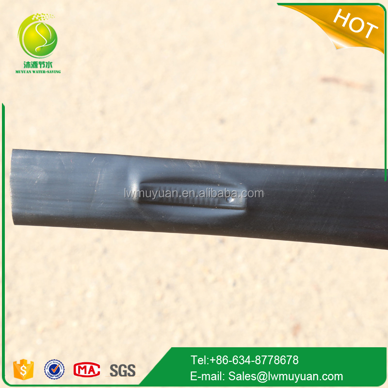 water conservation drip tape tee for farm irrigation