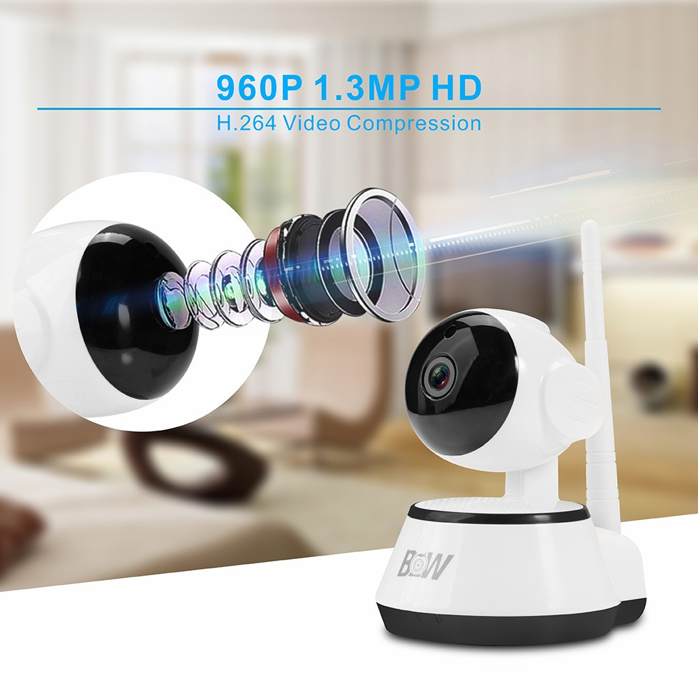 Trustworthy china supplier home mobile security PT Camera Style