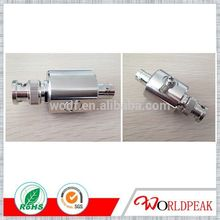 TNC female to bnc electron connector crimp male adapter pcb connector male female 50ohm