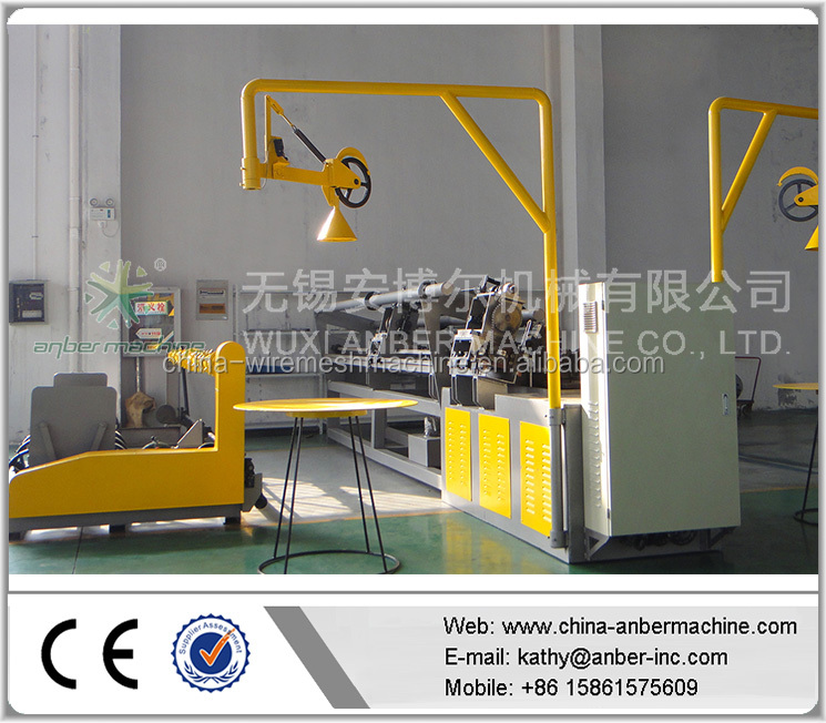 14P001 hinge joint knot field fence machine