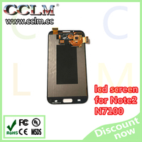 lcd touch screen digitizer for galaxy note 2 n7100,for galaxy note 2 sgh-i317 lcd screen and digitizer assembly