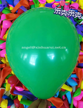 2.2g Standard Party Round Balloon