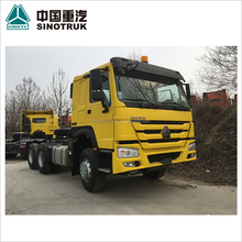 low price 371hp SINOTRUK HOWO tractor truck SINO truck trailer head for sale