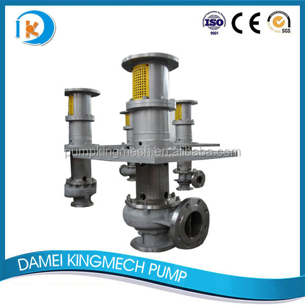 Cantilever sump pump designated as pump type VS5 API610