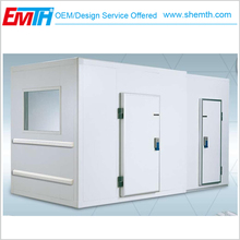 Commercial Supermarket Restaurant Hotel Cold Storage Freezer Room , Prefabricated Cold Store For Restaurant