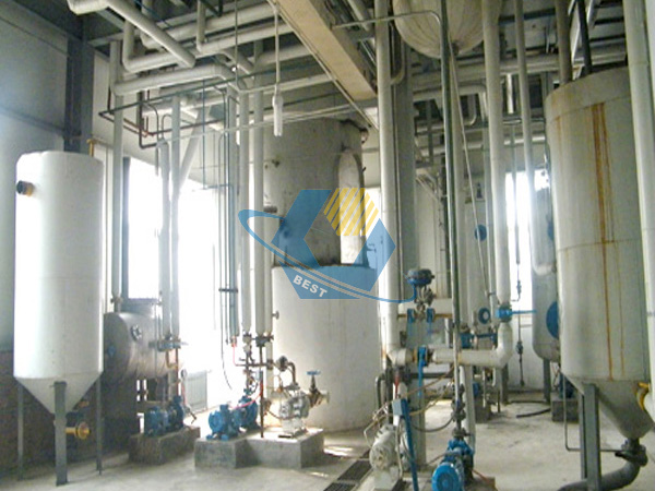 high quality copra cooking oil production line