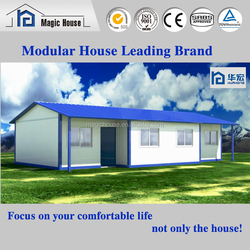 New house EPS sandwich house for temporary house fast assemble with low coast