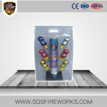 Wholesale 1.5 inch artillery shell double festival ball fireworks