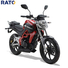 Chinese gasoline 4 stroke power bike 250cc motorcycle
