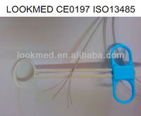 disposable use medical 3-prong type grasping forceps
