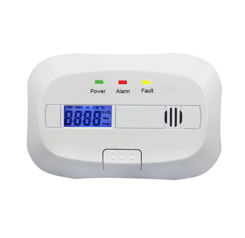 Gas Leak and Natural Gas Detector for home alarm detecting gas,electronic security product