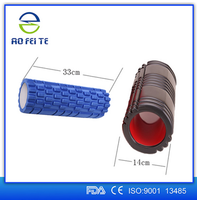 Aofeite Hot Sale High Quality Tube 6 EVA Yoga Massage Home Gym Foam Roller 3 in 1