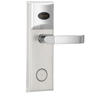 Intelligent rf card hotel door lock system