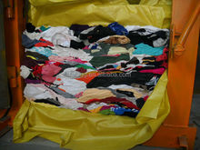 good quality used clothing in China
